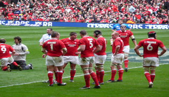 Wales Vs Europe 1 Tickets