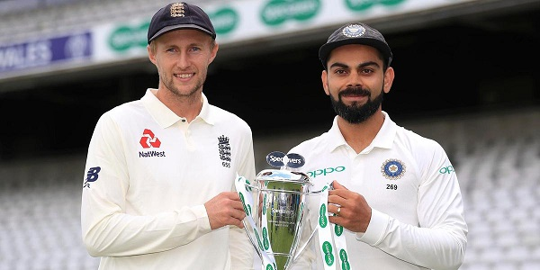 India Vs England 1st Test Match Tickets