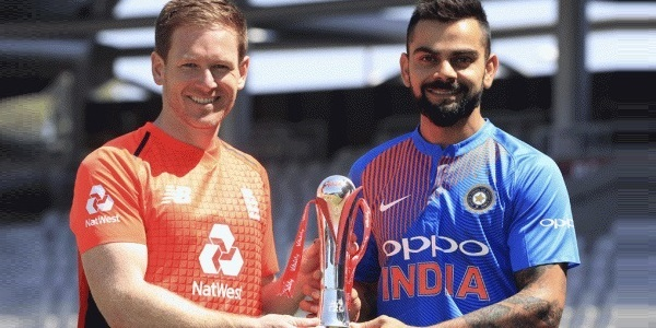 India Vs England 1st T20  Tickets